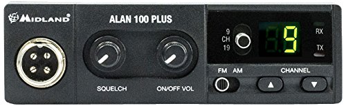 Midland C442 09 - Emisor receptor radio banda ciudadana