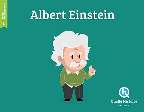 Albert Einstein par Patricia Crété