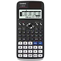 Casio FX-991EX Scientific Calculator, Battery, Solar Energy Driven
