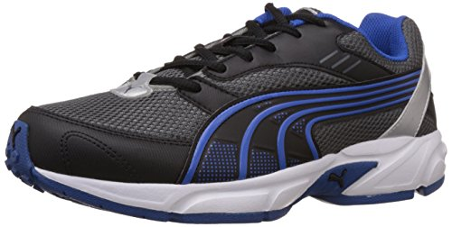 Puma Men's 18877215 Dark Grey and Blue Running Shoes - 7 UK/India (40.5 EU)  available at amazon for Rs.1399
