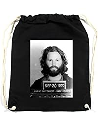 Morrison Mugshot Gymsack Black Certified Freak