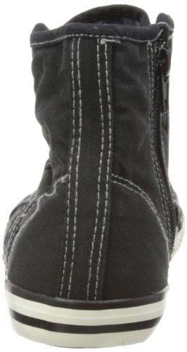 Mustang Booty 1099-502 Damen Sneaker Schwarz (9 schwarz)