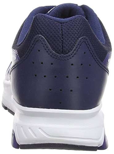 Nike Dart 11, sneaker homme Bleu - Blau (Midnight Navy/White-Dp Ryl Bl 400)