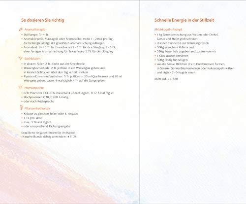 Die Hebammen-Sprechstunde: Schwangerschaft, Geburt, Wochenbett, Stillzeit - eine einfühlsame Begleitung mit Aromatherapie, Bachblüten, Homöopathie und Pflanzenheilkunde - 6