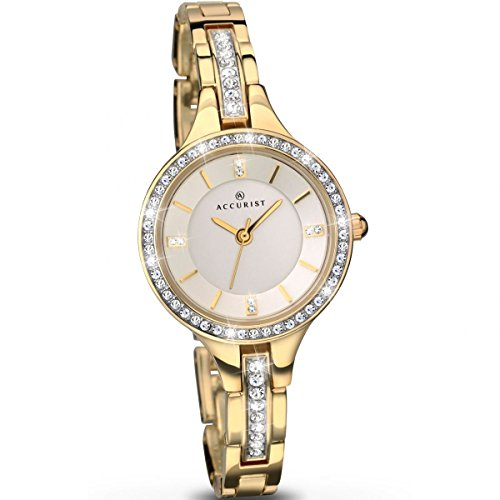 Ladies Accurist Watch 8056