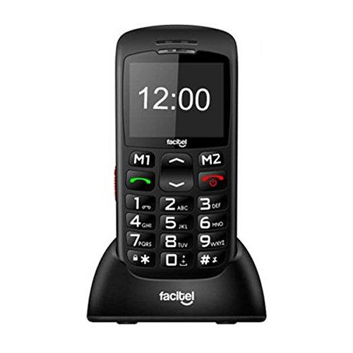 Teléfono móvil fácil uso Facitel FS07