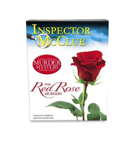 Paul Lamond nspector McClue Red Rose Murders (Englisches Krimispiel)