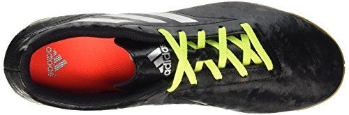 adidas Conquisto II In, Entraînement de Football Homme Multicolore - Multicolore (Cblack/Silvmt/Solred)