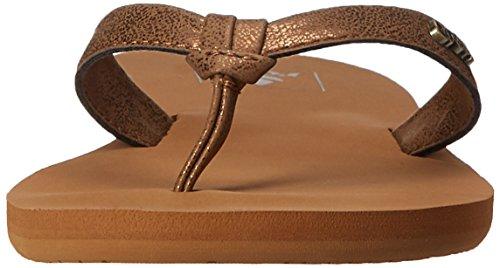 Bronze Senhoras Senhoras Recife Sandálias Senhoras Recife Toe Sandálias Recife Toe Sandálias Bronze Toe qwanXf6AW