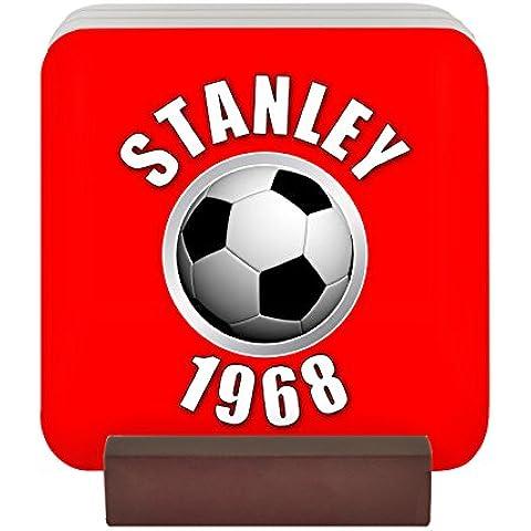 Stanley 1968 Design-Set di 4 sottobicchieri con supporto