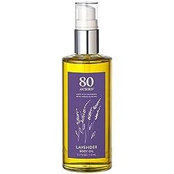 80 Acres Lavender Body Oil - 3.7 oz