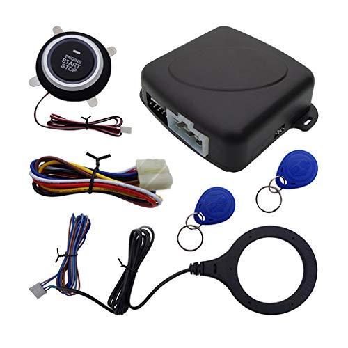 perfk Auto Keyless Entry System Zentralverriegelung Fernbedienung Kit Universal-keyless-entry-system