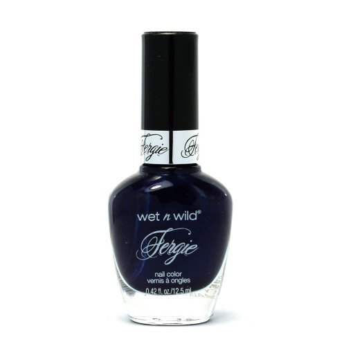(6 Pack) WET N WILD Fergie Heavy Metal Nail Polish - Mazel Tov Madness