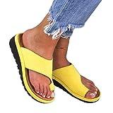 Sandales Femme Plates Plateforme Tongs Flip Flop Chaussure Causal Confortable Chaussons Chaussures de Sandale de Plate-Forme...