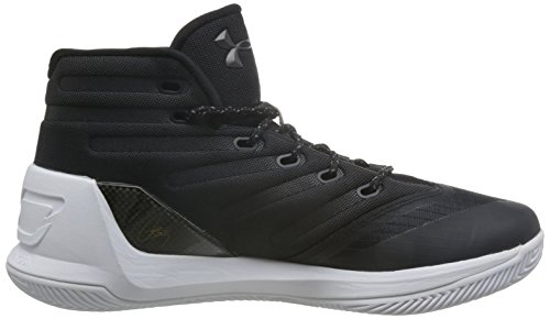 curry White SCARPE UNDER UOMO White BASKET 3 ua Black ARMOUR zqw1EPA