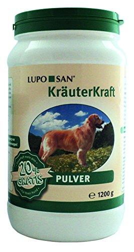 Luposan Lupo Kräuter Pulver 1000 g -