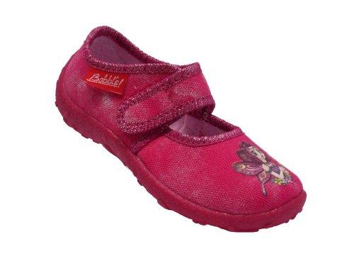 Beck Fee 626 Mädchen Hausschuhe Pink