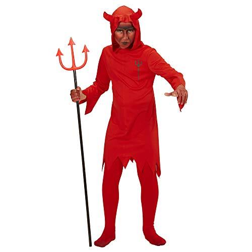 WIDMANN wdm58980?Disfraz Diablo, rojo, Small
