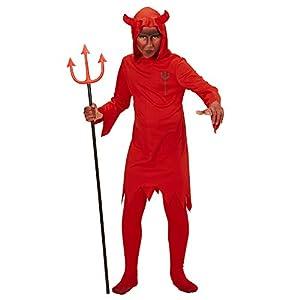 WIDMANN wdm58988?Disfraz Diablo, rojo, Small