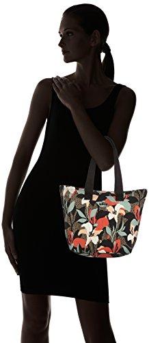 Kipling - NIAMH - Borsa per la scuola M - Orchid Garden - (Multi color) Multicolore (Lily Garden)
