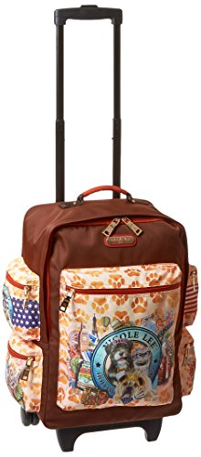 nicole-lee-kailey-21-inch-rolling-tote-organizer-with-laptop-compartment-world-tour-one-size