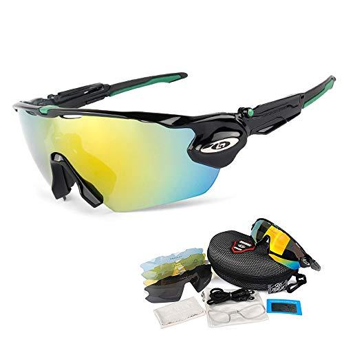 OPEL-R Gafas de Ciclismo de Deportes al Aire Libre