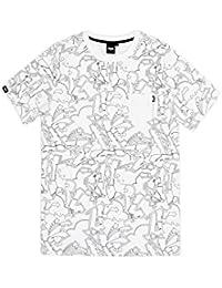T-shirt Wrung Freestyle Dize blanc