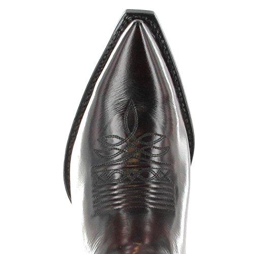 Sendra Boots  2073, Bottes et bottines cowboy mixte adulte Fuchia