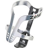 Zéfal bottiglie supporto Pulse alluminio Flaschenh.Argento Alluminio 6061alluminio Codice Art Pulse.