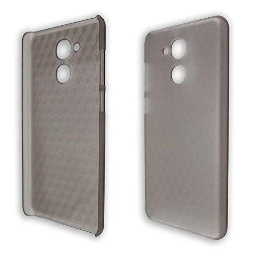funda Vernee M5 Backcover , Protección contra choques para el smartphone (funda carcasa en negro-transparente)