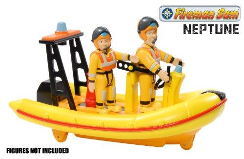 Image of Fireman Sam Neptune Boat