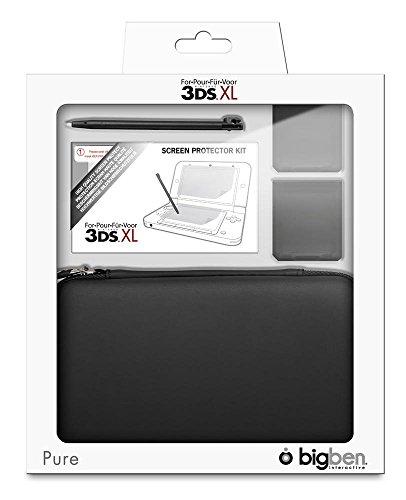 """Nintendo 3DS XL, New 3DS XL - Zubehör-Set """"Pure XL"""" (farblich sortiert)"""