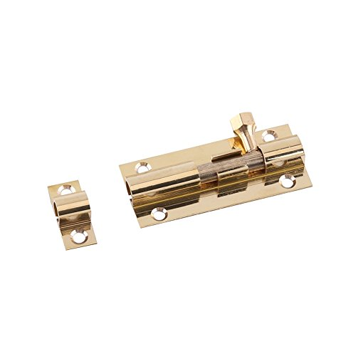 oor Latch Slide Lock Barrel Kombination Schubriegel Home Tor Sicherheit Hardware ()