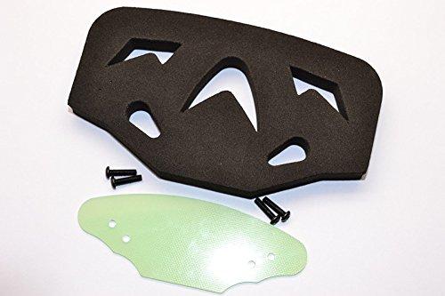 tamiya-tt-02-upgrade-parts-rear-urethane-foam-bumper-with-fibre-plate-1-set-black