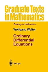 Ordinary Differential Equations (Graduate Texts in Mathematics) by Wolfgang Walter (1998-07-01)