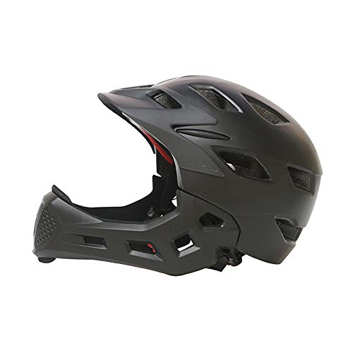AXIANQI Kinder Helm Balance Auto Helm Roller Schutz Rüstung Outdoor-Kind Schutz Helm Multi-Color Optional (Farbe : SCHWARZ)