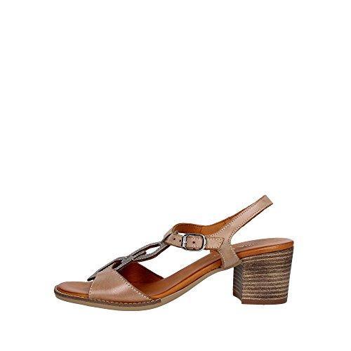 Cinzia Soft IK20311 001 Sandalo Donna Pelle BEIGE BEIGE 37