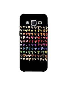 SAMSUNG GALAXY J2 nkt03 (378) Mobile Case by Leader