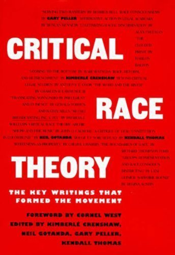 Critical Race Theory: The Key Writings That Formed the Movement by unknown unknown edition [Paperback(1996)]