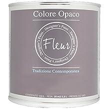 Fleur Designer S Paint Fleur Colore Opaco Chalky Look Per Pareti E Grandi  Superfici - 2 4e443bdefa51
