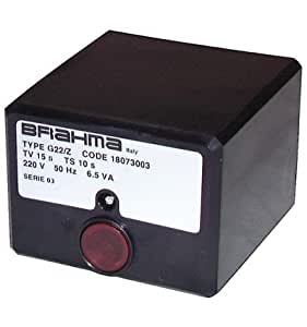 Brahma - Boîte de contrôle BRAHMA - CM191.2/T1.5 - BRAHMA : 20083301