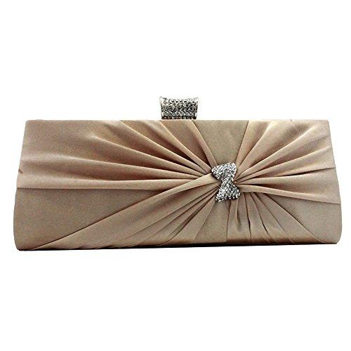 SSMK Evening Bag, Poschette giorno donna Yellow