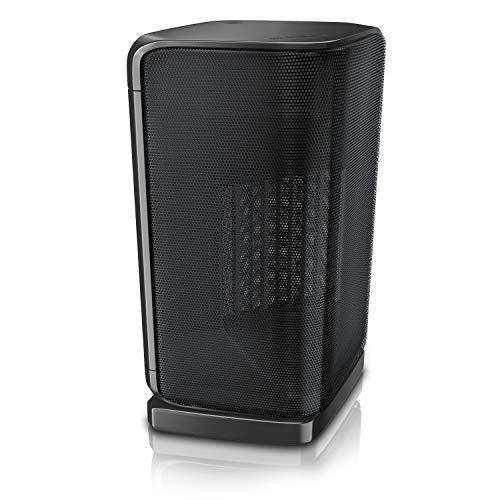 Brandson - Heizlüfter - Keramik-Heizlüfter Badezimmer energiesparend leise - Schnellheizer mit Oszillationsfunktion - 2X Heizstufen - Timer - Heizung Heater - GS-Zertifiziert
