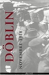 Novembre 1918- Une révolution allemande en 4 volumes