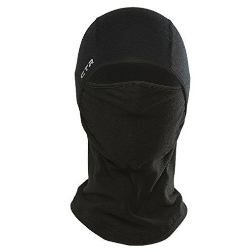 Chaos Sturmhauben Adrenaline Multi Liner Black, L/XL - Elasthan Stretch-fleece-stirnband