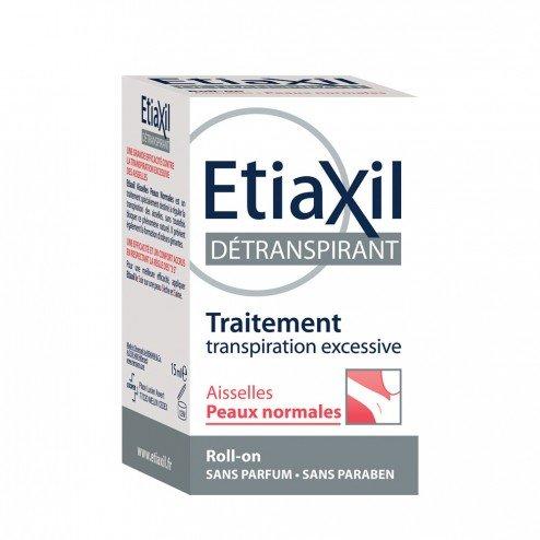 Etiaxil Traitement Détranspirant Aisselles Bille Peaux Normales 15 ml