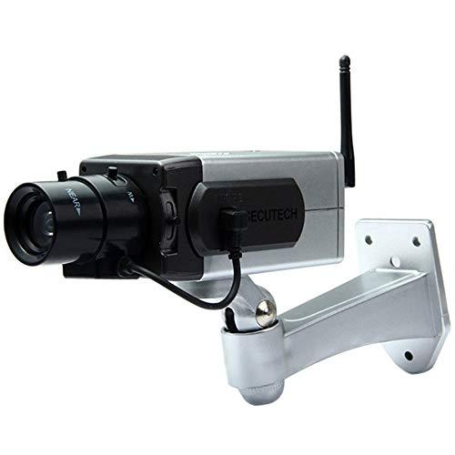 Batteriebetriebene, praktische, Blinde CCTV-Überwachungskamera mit Aktivierungsleuchte - Außerhalb Home-security-kameras Der
