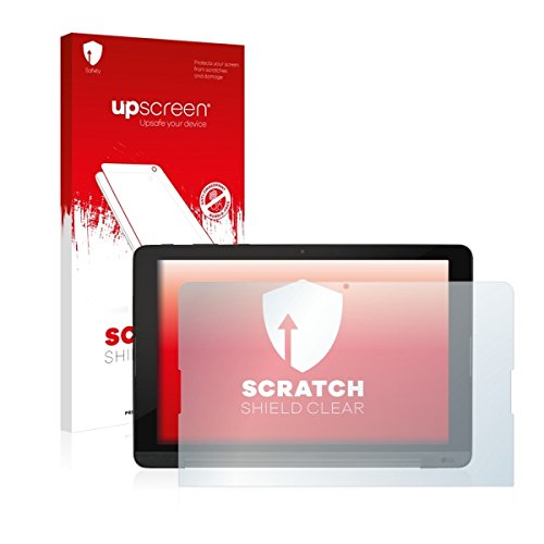 upscreen Scratch Shield Clear Bildschirmschutz Schutzfolie für LG G Pad 3 10.1 (hochtransparent, hoher Kratzschutz)