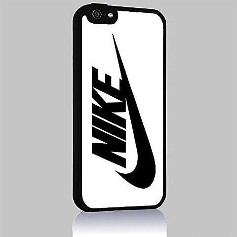 Nike Logo for Iphone 4 4s 5 5c 6 6plus Case (iphone 5c black)