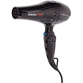 babyliss pro bab700ie - 41D41vyRRbL - BaBylissPRO Hair Dryer Prodigio Ionic, 2100W